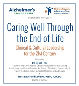 Caring Well Through the End of Life