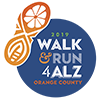 Walk4ALZ & Run4ALZ Alzheimer's Orange County